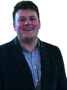 Gregah Rough - Berwick upon Tweed Mayor